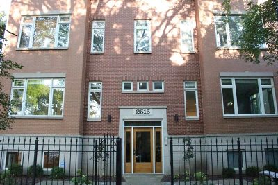 Condo/Townhouse New: 2515 North Racine Avenue #1N