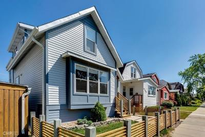 Chicago Single Family Home New: 5454 West Warwick Avenue