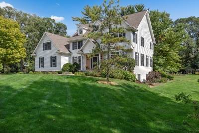 Barrington Single Family Home For Sale: 21465 North Fox Hollow Drive