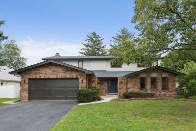 Glenview Single Family Home New: 1621 Barry Lane