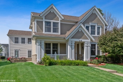 Glenview Single Family Home New: 2236 Fielding Drive