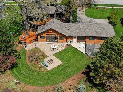 Libertyville Single Family Home For Sale: 1113 Crane Boulevard
