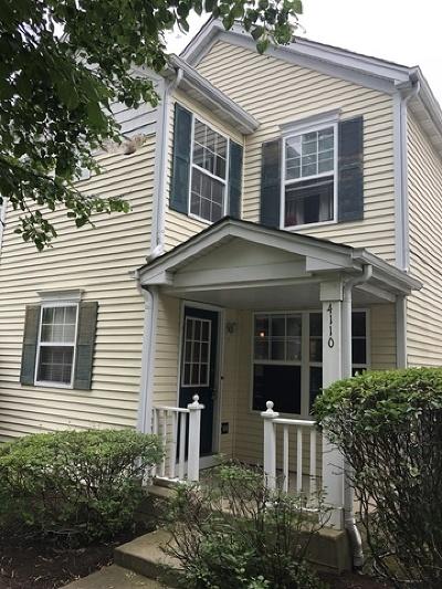 Plainfield Single Family Home New: 4110 Rivertowne Drive