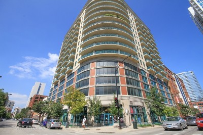Condo/Townhouse New: 340 West Superior Street #1602