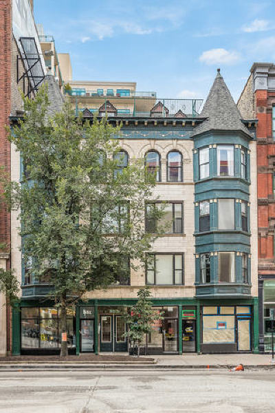 Condo/Townhouse New: 353 West Chicago Avenue #4W