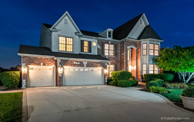 Elgin Single Family Home New: 167 Winding Hill Drive