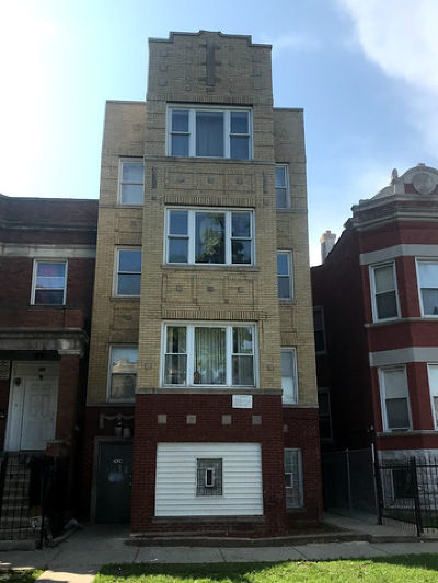 Chicago Multi Family Home New: 1424 South Avers Avenue