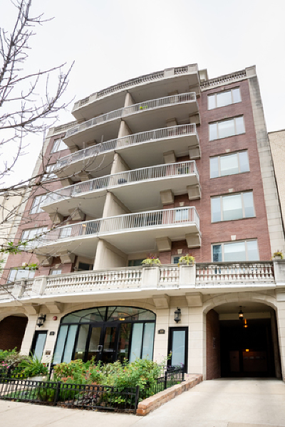 Chicago Condo/Townhouse New: 508 West Melrose Street #3A