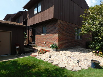 Joliet Condo/Townhouse New: 1417 Midland Court