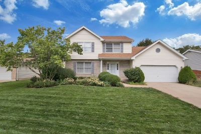 Naperville Single Family Home New: 2011 Maplewood Circle