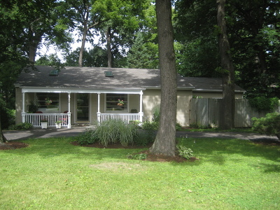 Elmhurst Single Family Home New: 300 North Shady Lane