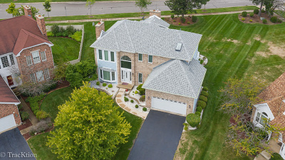 Lisle Single Family Home New: 4595 Hatch Lane