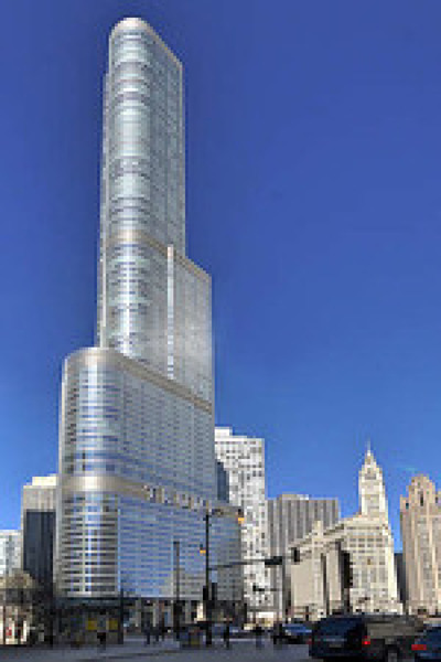 Chicago Condo/Townhouse New: 401 North Wabash Avenue #39J