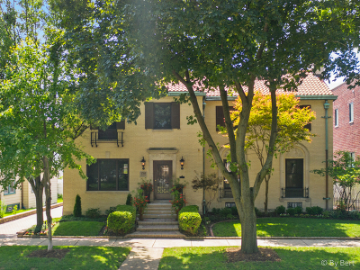 Chicago Single Family Home New: 1705 West Rosehill Drive
