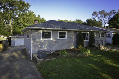 Lockport Single Family Home For Sale: 1210 Grandview Avenue