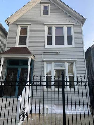 Multi Family Home New: 3043 West Lyndale Street