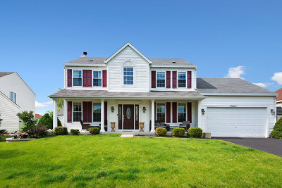 Lockport Single Family Home New: 14324 Carriage Sta