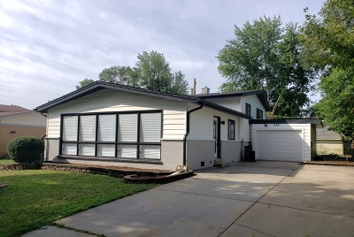 West Dundee Single Family Home New: 542 South 7th Street