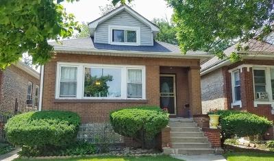 Chicago Single Family Home New: 1710 North Laramie Avenue