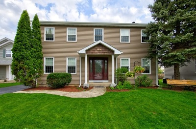 Plainfield Single Family Home New: 4214 Bunratty Lane