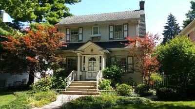 River Forest Single Family Home New: 31 Franklin Avenue