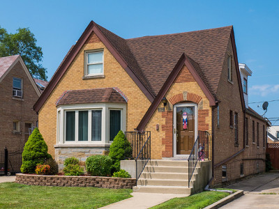 Elmwood Park Single Family Home For Sale: 1910 North 74th Court