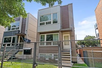 Single Family Home New: 3636 North California Avenue