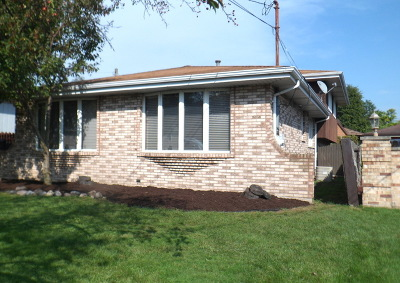 Worth Single Family Home Price Change: 10803 Nagle Avenue