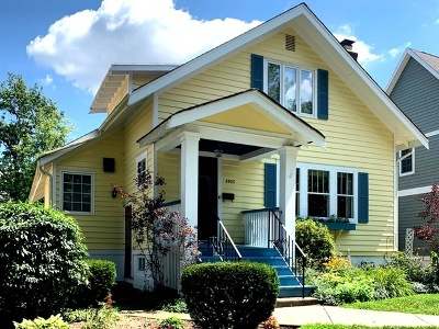 Western Springs Single Family Home For Sale: 3925 Central Avenue