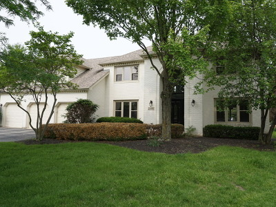Naperville Single Family Home For Sale: 1400 Isleworth Court