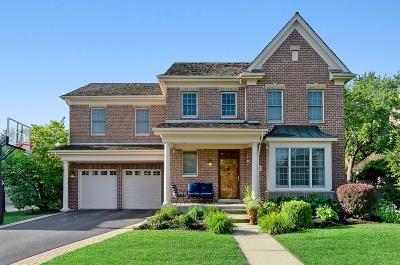 Glenview Single Family Home New: 3081 Saratoga Lane