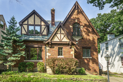 River Forest Single Family Home Contingent: 842 Forest Avenue