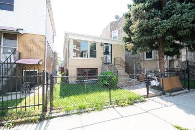 Chicago Single Family Home New: 4315 West Jackson Boulevard