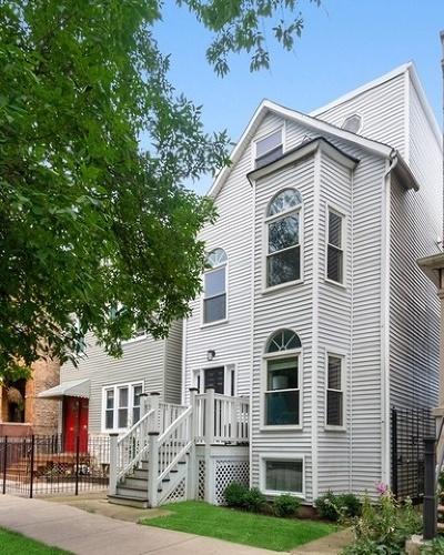 Chicago Single Family Home New: 2527 North Washtenaw Avenue