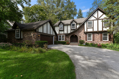 Hinsdale Single Family Home New: 515 County Line Court
