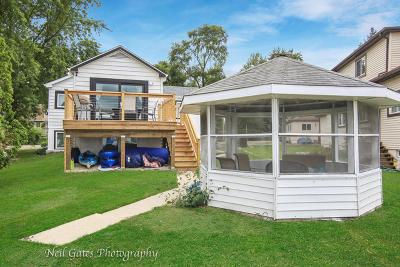 Fox Lake Single Family Home New: 21 North Holly Avenue