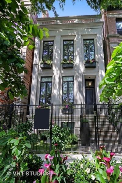 Single Family Home New: 1720 North Mohawk Street