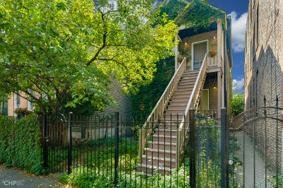 Chicago Multi Family Home New: 2147 West Ohio Street