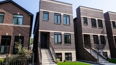 Chicago Single Family Home New: 3303 South Racine Avenue