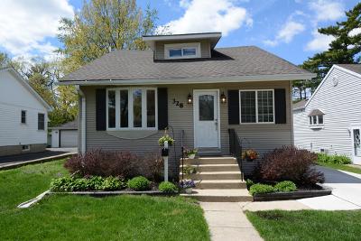 Villa Park Single Family Home New: 328 South Michigan Avenue