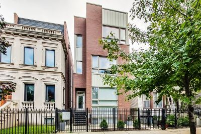 Condo/Townhouse New: 1523 West Huron Street #3