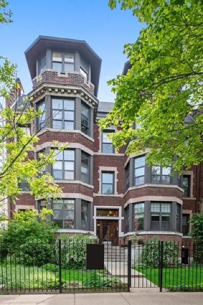 Chicago Condo/Townhouse New: 5641 North Kenmore Avenue #2S