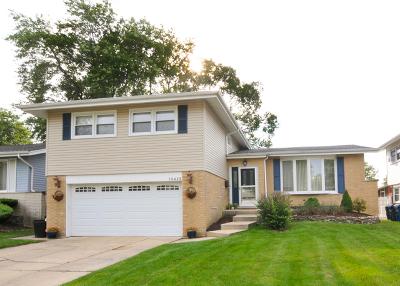 Oak Lawn Single Family Home New: 10428 Georgia Lane