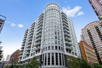 Condo/Townhouse New: 421 West Huron Street #1001