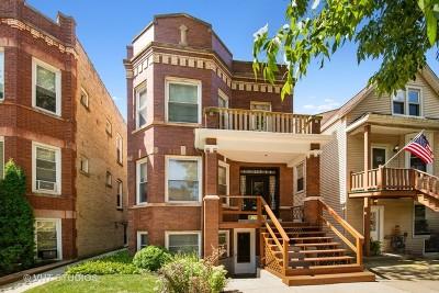 Chicago Multi Family Home New: 3912 North Christiana Avenue