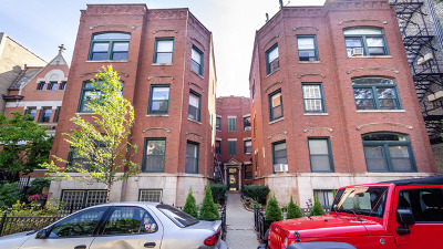 Condo/Townhouse New: 2821 North Cambridge Avenue #1N