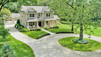 Burr Ridge Single Family Home New