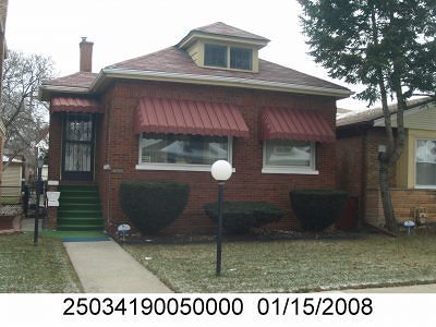 Cook County Single Family Home New: 9313 South Eberhart Avenue