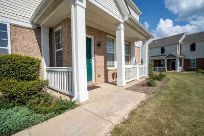 Joliet Condo/Townhouse New: 1112 Heron Circle
