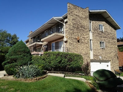 Oak Lawn Condo/Townhouse New: 9616 Kedvale Avenue #102